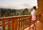 2-sypialnia  dwuosobowa z wyjściem na balon (widok z balkonu)