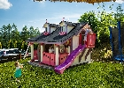 plac zabaw przy domku pierwszym