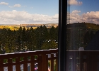 1-sypialnia dwuosobowa z wyjściem na balkon