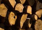 drewno w cenie domków poza sezonem letnim
