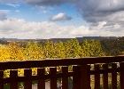 widok z balkonu domku Vip