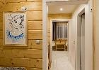 trzy sypialni na piętrze (2-sypialnia dwuosobowa)