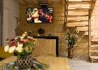 TV z zakrzywionym ekranem (55cal)