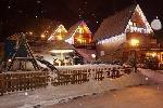 Zima w Domkach nad Zaporą