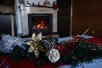 Święta w domkach